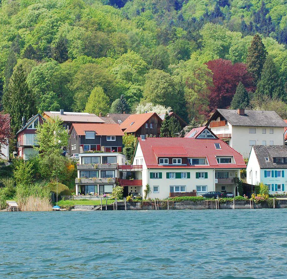 Merk Ferienwohnungen in Bodman